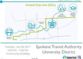 July 25 UD Stakeholder Forum - Central City Line Station Design - slide deck