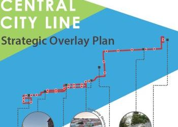 Central City Line Strategic Overlay Plan 2016