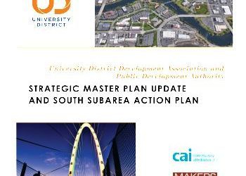 University District Strategic Master Plan Update (UDSMP-U)