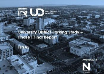 University District Parking Study - Phase 1 Final Report