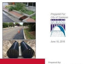 University District South Stormwater Site Suitability Assessment for Stormwater Management Design Planning