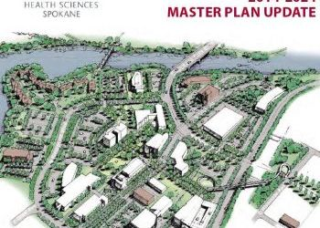 WSU Health Sciences Spokane Master Plan 2014-2024