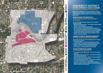 University District Developers' Brochure