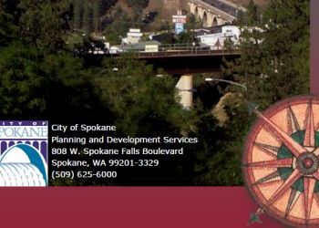 City of Spokane Comprehensive Plan 2015