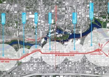 Spokane Urban Cultural Trail - June 2018 presentation