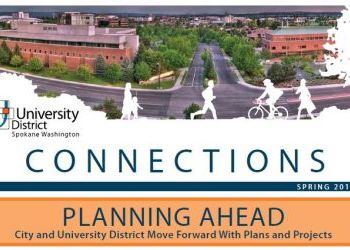 University District Newsletter - Spring 2010