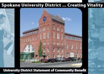 2008 University District brochure 2