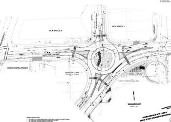 Riverside Drive Phase 2A - MLK Jr. Way Roundabout
